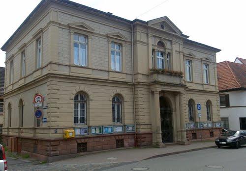 Das Alte Rathaus heute (Foto: Tiefburgarchiv)