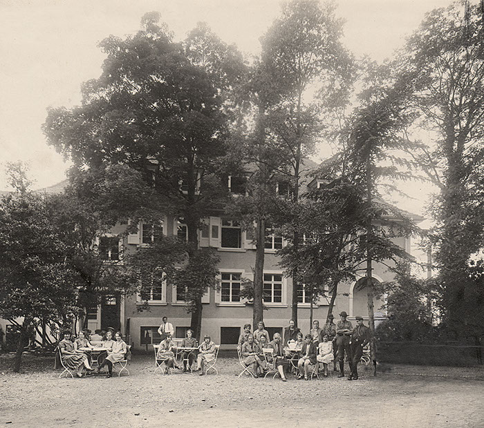 Youth Hostel and Public Bath