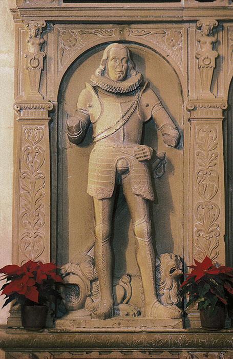 Grabmal Hans von Handschuhsheim